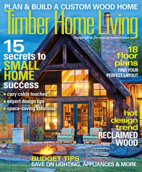 Timber Home Living Cover - 3/1/2014