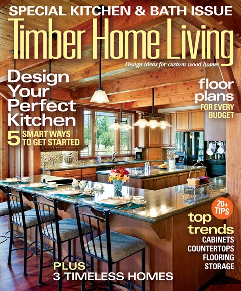 Timber Home Living Cover - 5/1/2014