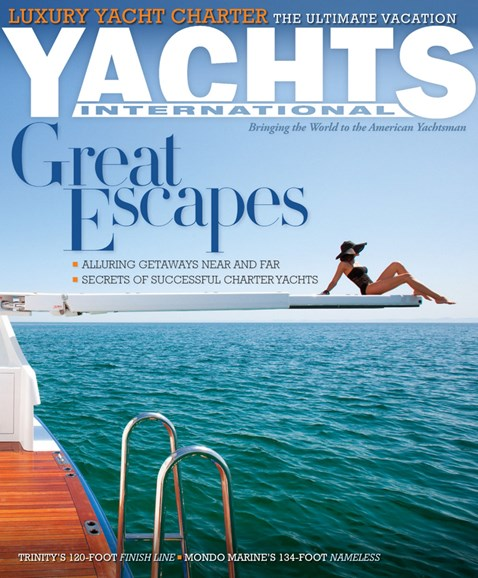 Yachts International Cover - 4/1/2014