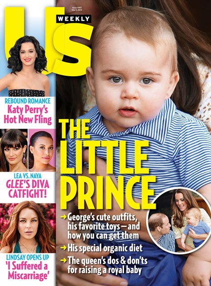 Us Weekly Cover - 5/5/2014