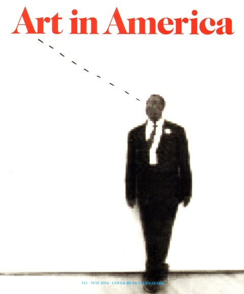 Art In America Cover - 5/1/2014