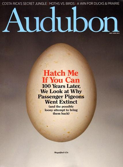 Audubon Cover - 5/1/2014