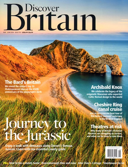 Discover Britain Cover - 5/1/2014