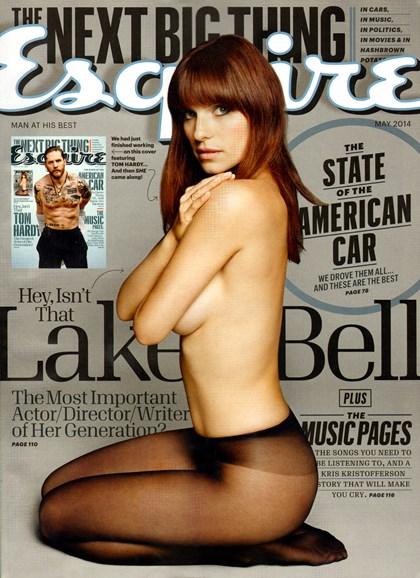 Esquire Cover - 5/1/2014