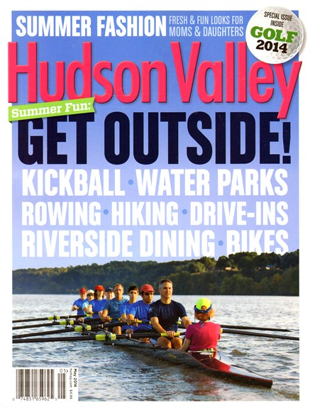 Hudson Valley Cover - 5/1/2014