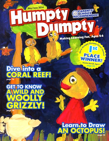 Humpty Dumpty Cover - 5/1/2014