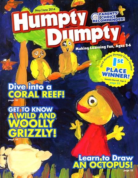 Humpty Dumpty Cover - 5/1/2014