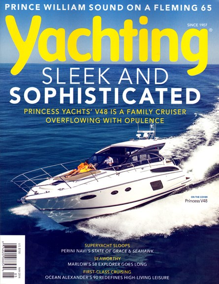 Yachting Cover - 5/1/2014