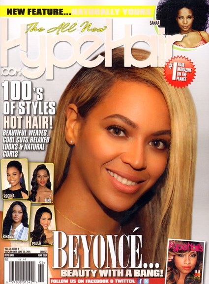 Hype Hair Cover - 6/1/2014
