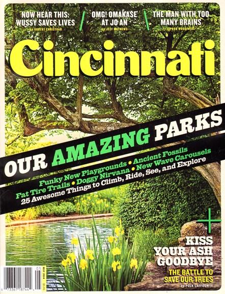 Cincinnati Cover - 5/1/2014