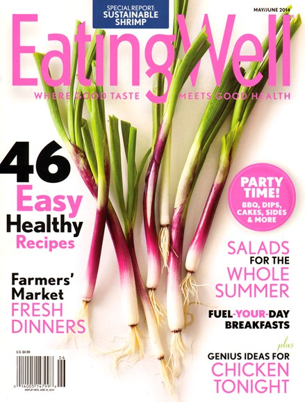 EatingWell Cover - 5/1/2014
