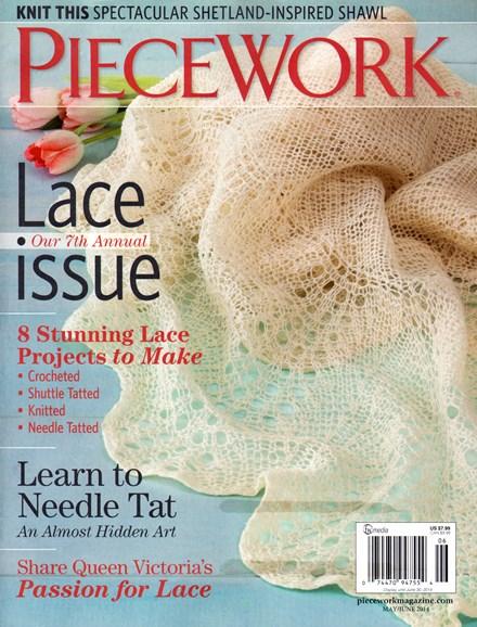 Piecework Cover - 5/1/2014