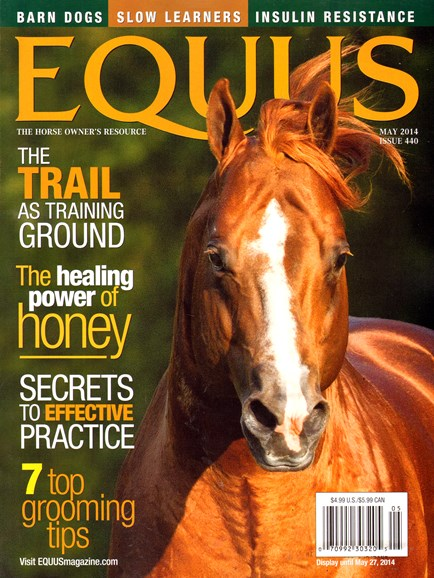 Equus Cover - 5/1/2014