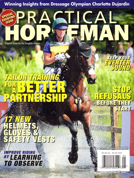 Practical Horseman Cover - 5/1/2014