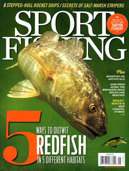 Sport Fishing Cover - 5/1/2014