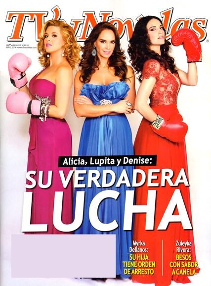 Tv Y Novelas Cover - 5/1/2014