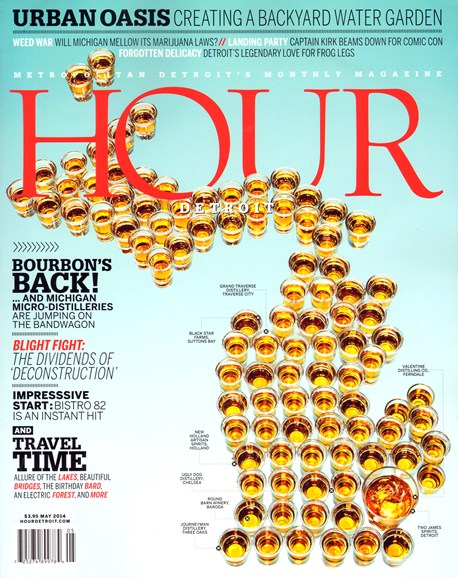 Hour Detroit Cover - 5/1/2014