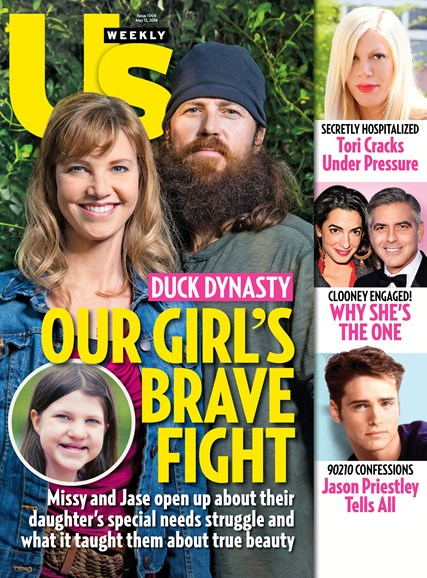 Us Weekly Cover - 5/12/2014