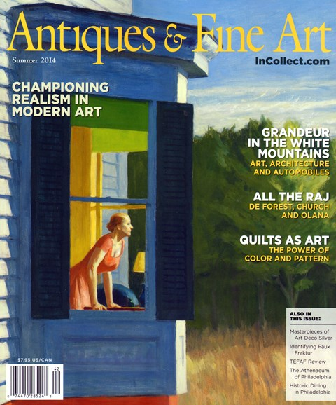 Antiques & Fine Art Cover - 6/1/2014
