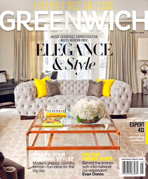 Greenwich Cover - 5/1/2014