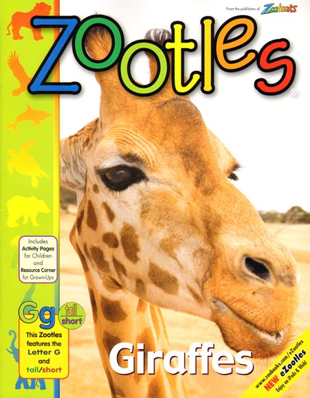 Zootles Cover - 4/1/2014