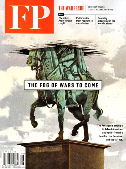 Foreign Policy Cover - 5/1/2014