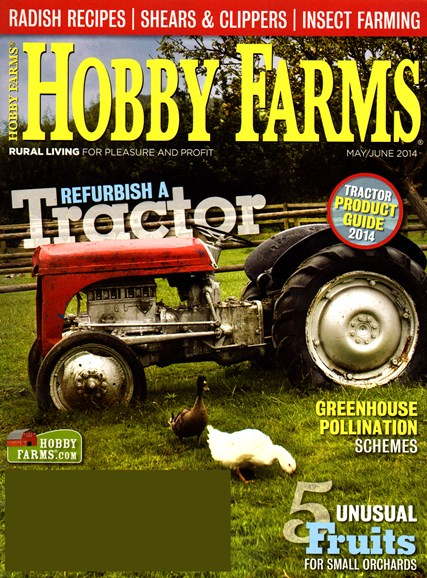 Hobby Farms Cover - 5/1/2014