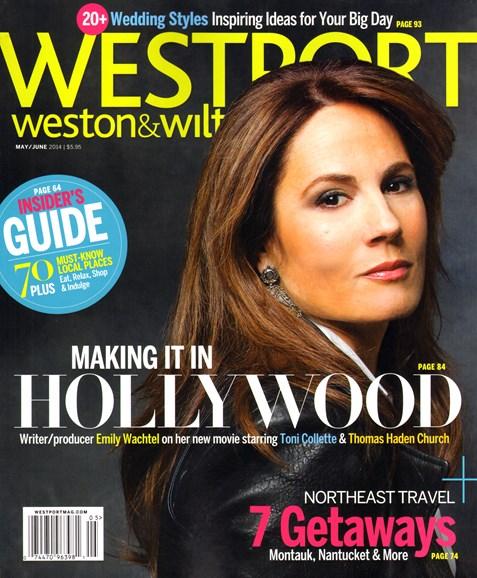 Westport Cover - 5/1/2014