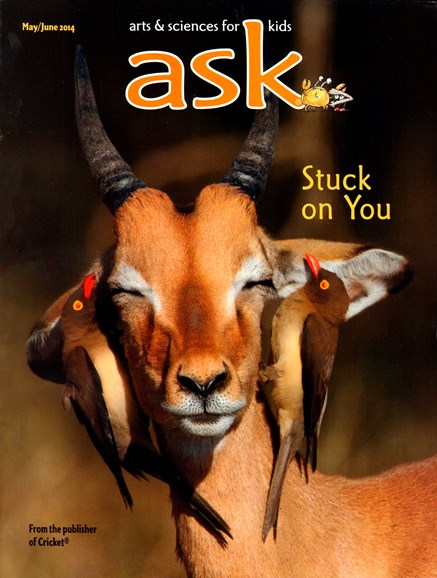 ask Cover - 5/1/2014