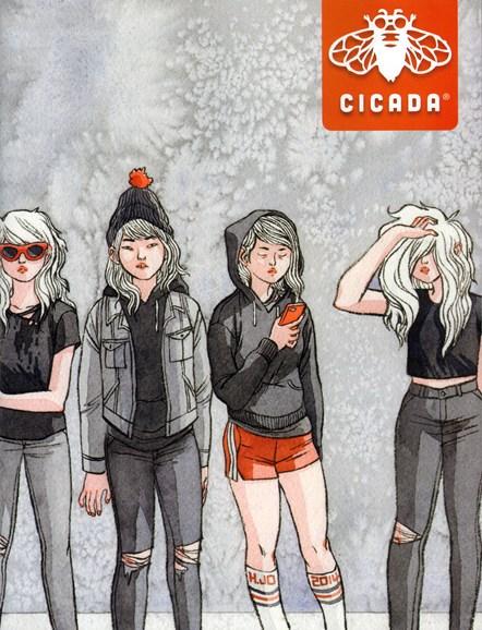 Cicada Cover - 5/1/2014