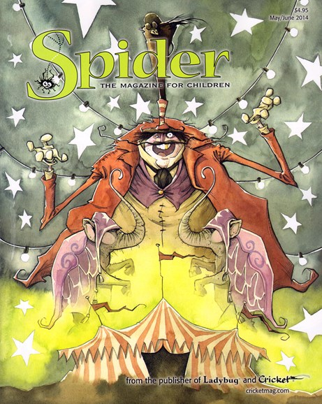 Spider Cover - 5/1/2014