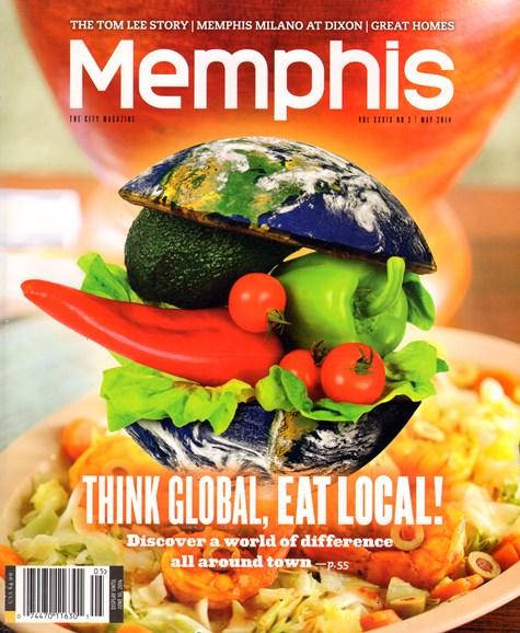 Memphis Cover - 5/1/2014