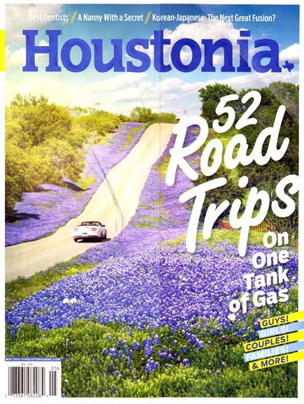 Houstonia Cover - 5/1/2014