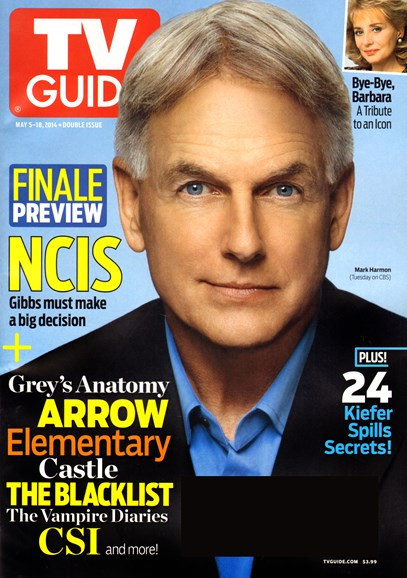 TV Guide Cover - 5/5/2014