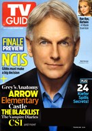 TV Guide Magazine 5/5/2014
