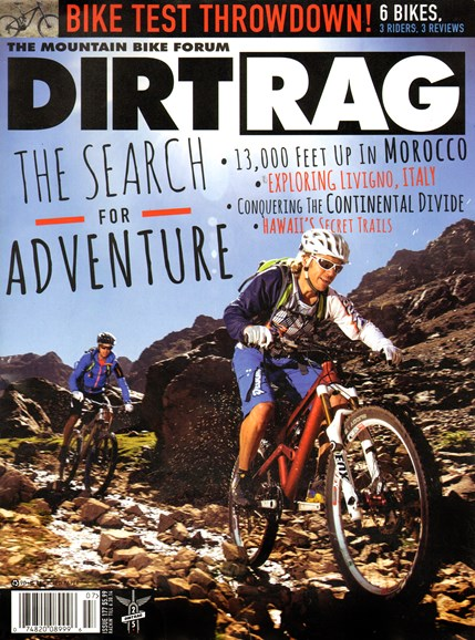 Dirt Rag Cover - 5/15/2014