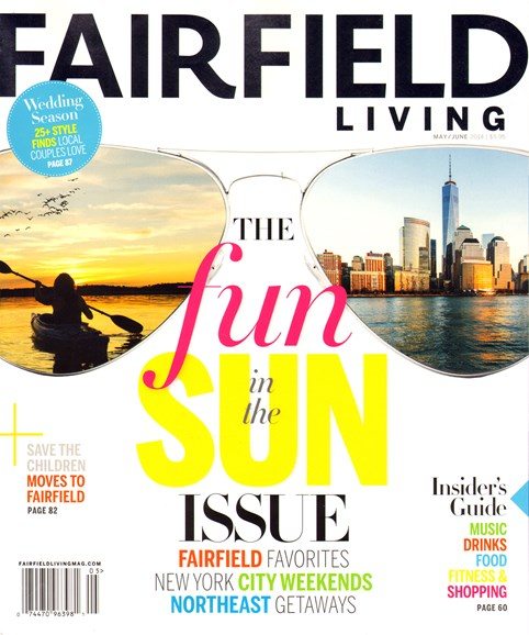 Fairfield Living Cover - 5/1/2014