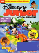 Disney Junior Magazine 5/1/2014