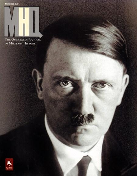 MHQ: Military History Quarterly Cover - 6/1/2014