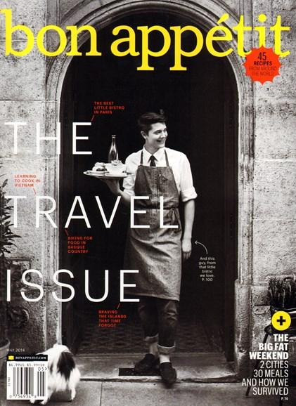 Bon Appétit Cover - 5/1/2014