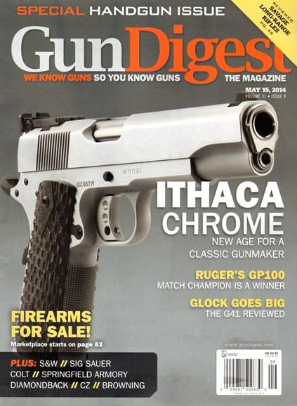 Gun Digest Cover - 5/15/2014