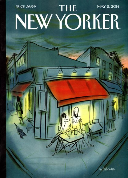 The New Yorker Cover - 5/5/2014