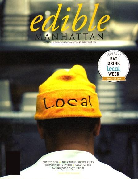 Edible Manhattan Cover - 5/1/2014