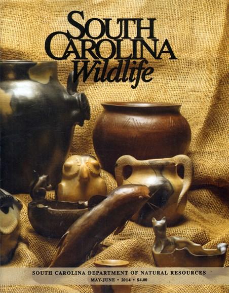 South Carolina Wildlife Cover - 5/1/2014