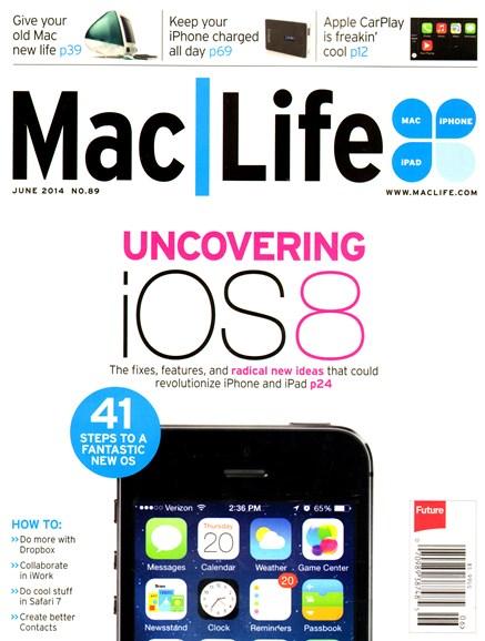 Mac | Life Cover - 6/1/2014