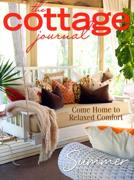 The Cottage Journal Cover - 6/1/2014