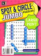 Spot and Circle Jumbo Magazine 8/1/2014