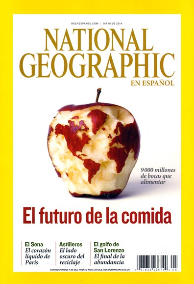 National Geographic En Español Cover - 5/1/2014