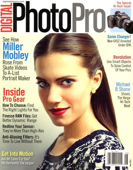 Digital Photo Pro Cover - 6/1/2014