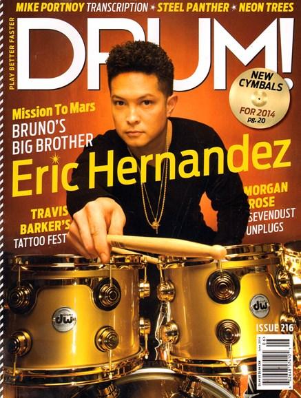 Drum! Cover - 6/1/2014